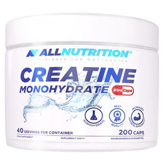 Allnutrition Creatine Monohydrate Xtra 200 Capsules - Supplements-Direct.co.uk