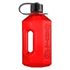 ALPHA BOTTLE XXL - 2400ML BPA FREE WATER JUG - Supplements-Direct.co.uk
