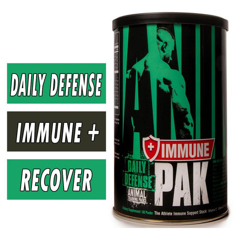 Animal Pak Immune Support - GymSupplements.co.uk