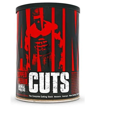 Animal Cuts - 42 Packs - GymSupplements.co.uk