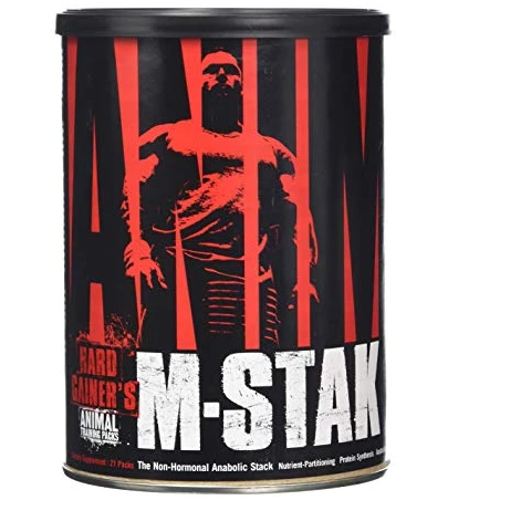 Animal M-Stak - 21 Packs - GymSupplements.co.uk