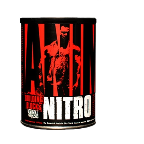 Animal Nitro - 44 Packs - Supplements-Direct.co.uk