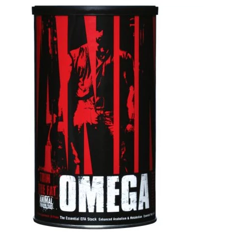 Animal Omega - 30 Packs - GymSupplements.co.uk