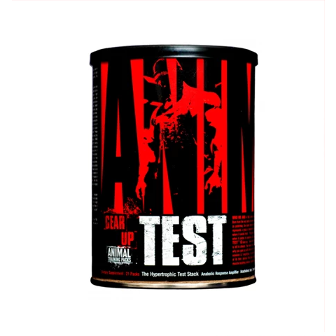 Animal Test - 21 Packs - GymSupplements.co.uk