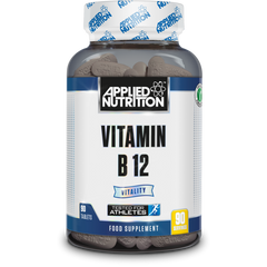 Applied Nutrition Vitamin B12 (90 Tablets) - Supplements-Direct.co.uk