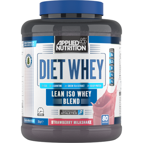 Applied Nutrition Diet Whey 2kg - Supplements-Direct.co.uk