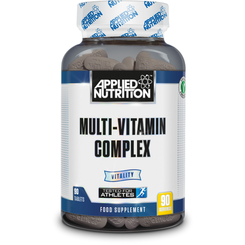 Applied Nutrition Multi-Vitamin Complex - GymSupplements.co.uk