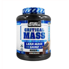 Applied Nutrition Critical Mass (2.4 kg) - GymSupplements.co.uk