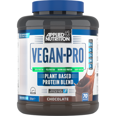 Applied Nutrition Vegan-Pro - 2.1 kg - GymSupplements.co.uk