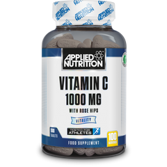 Applied Nutrition Vitamin C 1000mg with Rose Hips - Supplements-Direct.co.uk