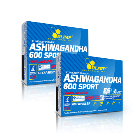 Olimp Nutrition - Ashwagandha 600 Sport - Supplements-Direct.co.uk