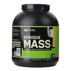 Optimum Nutrition - Serious Mass 2.73kg - GymSupplements.co.uk