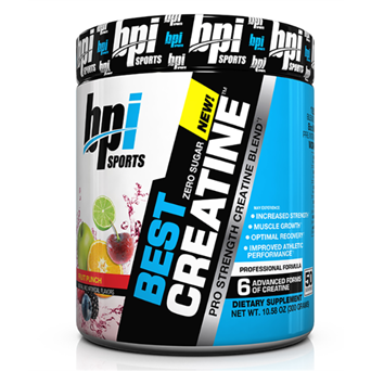 BPI SPORTS BEST CREATINE 300G - GymSupplements.co.uk