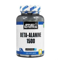 Applied Nutrition - Beta Alanine - 1500mg - 120 Capsules (60 Servings) - GymSupplements.co.uk