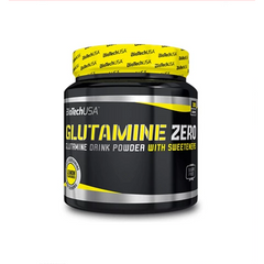 Biotech USA Glutamine Zero 300g - GymSupplements.co.uk