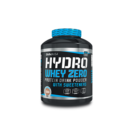 BioTech Hydro Whey Zero 1816g - GymSupplements.co.uk