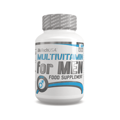 BioTech Multivitamin for Men 60 Tablets - GymSupplements.co.uk