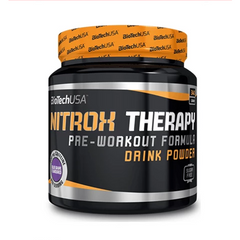 BIOTECH Nitrox Therapy - 340G - Supplements-Direct.co.uk