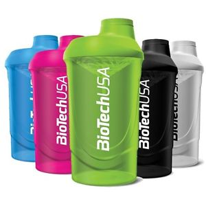 Biotech USA Shaker 600ml - Supplements-Direct.co.uk