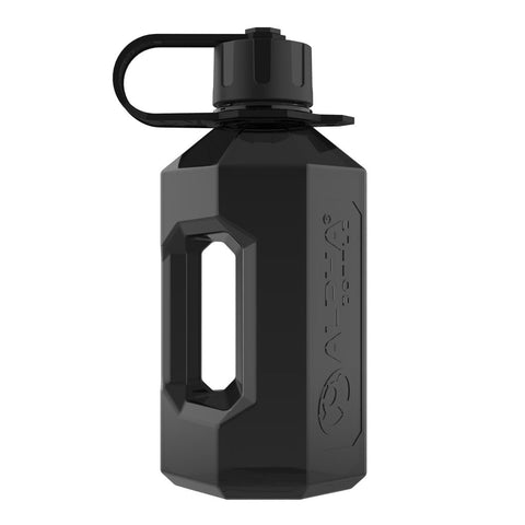 ALPHA BOTTLE XL - 1600ML BPA FREE WATER JUG - GymSupplements.co.uk