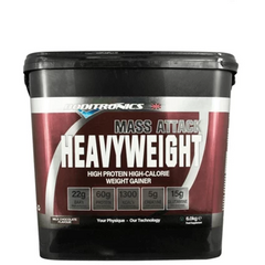 Boditronics Mass Attack Heavyweight - 6kg - Supplements-Direct.co.uk