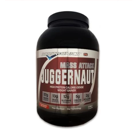 Boditronics Mass Attack Juggernaut - 2kg - Supplements-Direct.co.uk