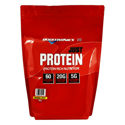 Boditronics Just Protein 2kg - Supplements-Direct.co.uk