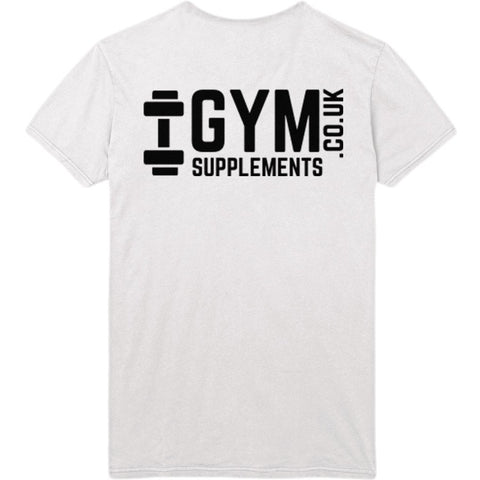 GymSupplements Branded Muscle Fit T-Shirt - GymSupplements.co.uk