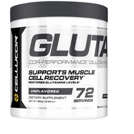 Cellucor - Cor-Performance Glutamine - GymSupplements.co.uk