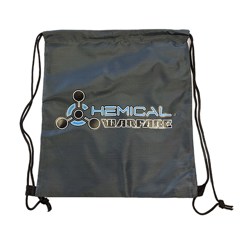 Chemical Warfare Drawstring Bag - Supplements-Direct.co.uk
