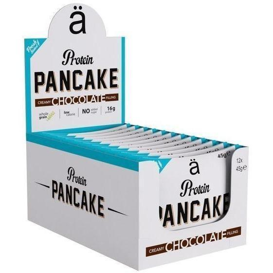Nano A Protein Pancakes (12 x 45g) Chocolate/ Caramel/ Vanilla - Supplements-Direct.co.uk