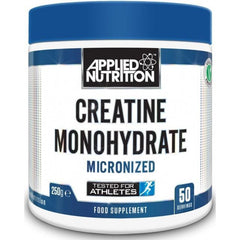Applied Nutrition - Creatine Monohydrate - Unflavoured - 250g - GymSupplements.co.uk