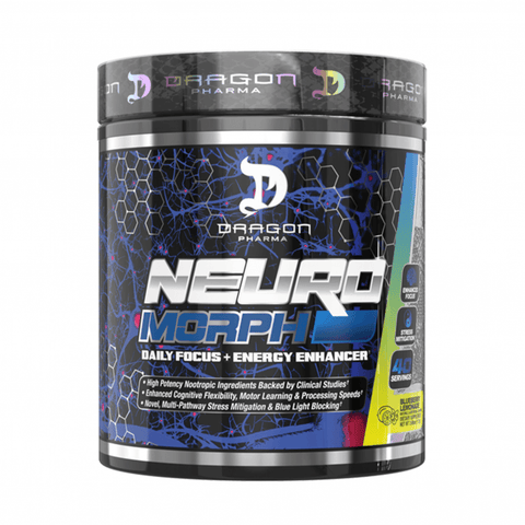 Dragon Pharma Neuromorph 40 Serv - Supplements-Direct.co.uk