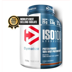 Dymatize ISO 100 2.2Kg - GymSupplements.co.uk
