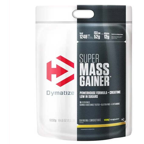 Dymatize Super Mass Gainer - 5.232kg - Supplements-Direct.co.uk