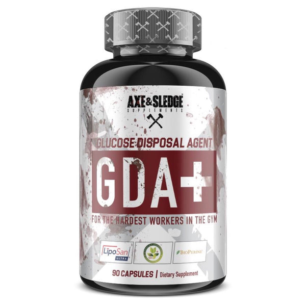 Axe & Sledge GDA+ - Supplements-Direct.co.uk