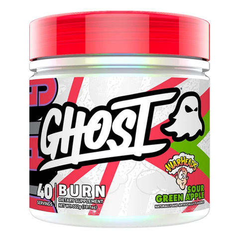 GHOST® BURN THERMOGENIC - Supplements-Direct.co.uk
