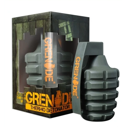 Grenade Thermo Detonator - Fat Burner - Supplements-Direct.co.uk
