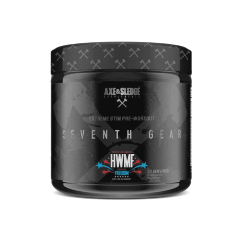 AXE & SLEDGE SUPPLEMENTS Seventh Gear Extreme Pre-Workout 294g - Supplements-Direct.co.uk