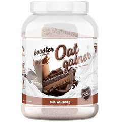 Trec Nutrition Booster Oat Gainer - Chocolate Cake - 900 grams - GymSupplements.co.uk