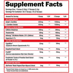 Alpha Lion Cheetah Thermogenic Fat Loss Formula - Scorchberry - GymSupplements.co.uk