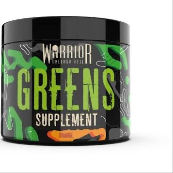 Warrior Greens 30 Servings - Supplements-Direct.co.uk