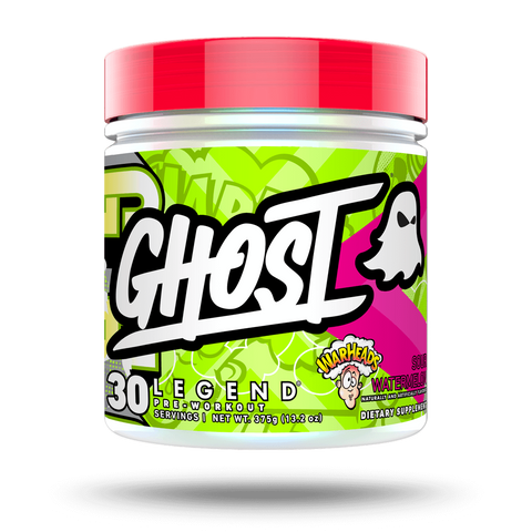Ghost Legend Pre Workout - 30 Servings - GymSupplements.co.uk