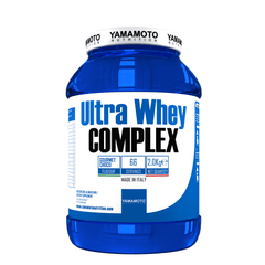 Yamamoto Nutrition Ultra Whey Complex - 2000g - GymSupplements.co.uk