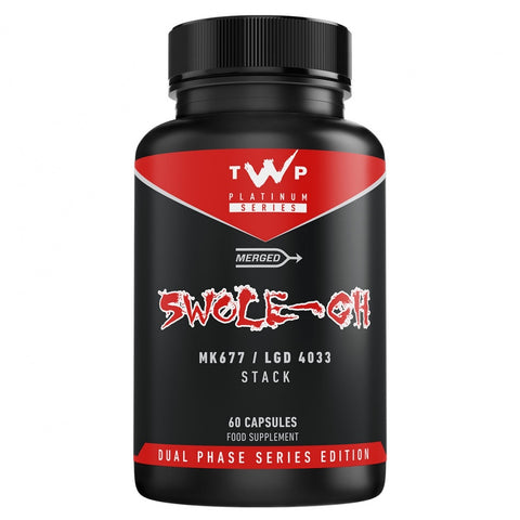 Swole-GH MK677/ LGD 4033 Stack - Supplements-Direct.co.uk