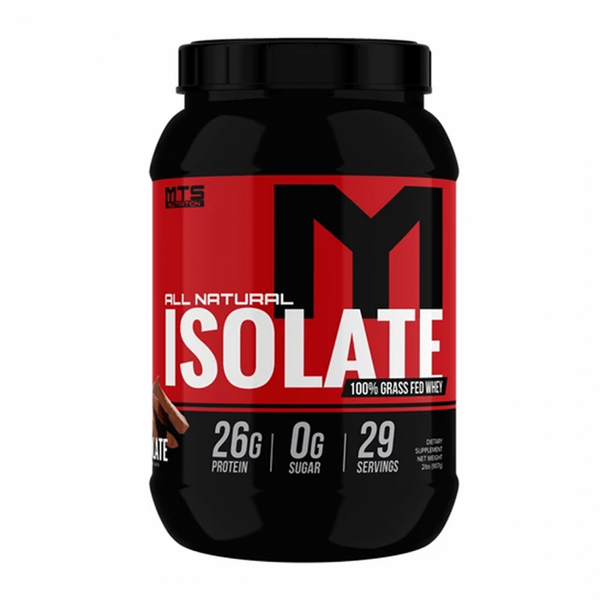 MTS Nutrition All Natural Isolate 907g - Supplements-Direct.co.uk