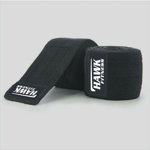 Hawk Fitness - Knee Wraps - Supplements-Direct.co.uk