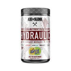 Axe & Sledge Hydraulic Pre Workout 380G - Supplements-Direct.co.uk