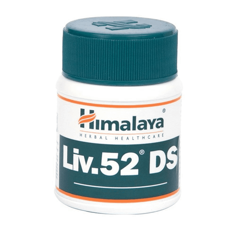 HIMALAYA LIV.52 DS 60S - Double Strength - Supplements-Direct.co.uk