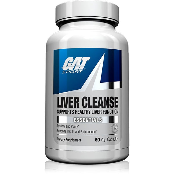 GAT Liver Cleanse - 60 Caps - GymSupplements.co.uk